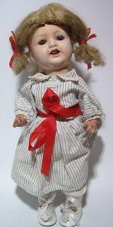 Charakter Puppe HEUBACH KÖPPELSDORF ☆342`2/0 ☆ ☚