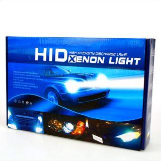 H7 Nachrüstsatz HID Xenon Licht Slim Kit Frontlicht 6000k