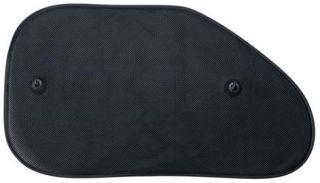 Rear Side Car Window Black Sun Shades 2 Pack 38 X 65cm