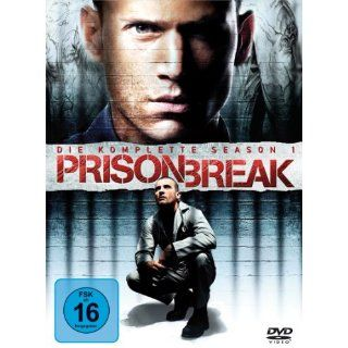Prison Break   Die komplette Season 1 (6 DVDs) Dominic