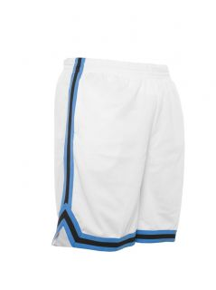 URBAN CLASSICS STRIPES MESH BASKETBALL SHORTS HOSE NBA