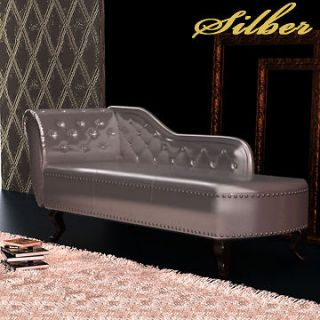 Chesterfield Recamiere Chaiselongue Lounge Sofa Chaise Relax Liege