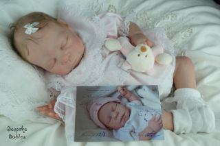 Bespoke Babies~PROTOTYPE Reborn Baby THEN THERE WAS YOU by Alicia