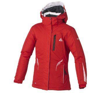 rot Winterjacke Mädchen Größe 164: Sport & Freizeit