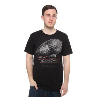 Led Zeppelin   Black Cities T Shirt LZ243