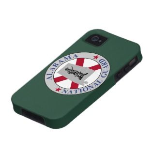 Alabama National Guard Vibe iPhone 4 Covers