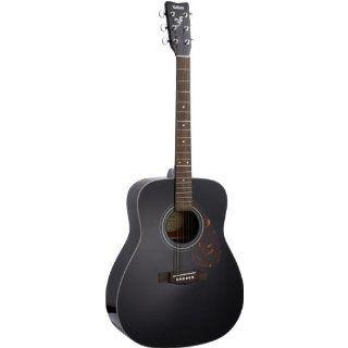 Yamaha F370 Akustikgitarre schwarz Musikinstrumente
