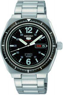 Seiko 5 Automatic Herrenuhr SRP247K1 automatic Herren Uhr gents watch