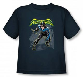 Toddler: Batman   Nightwing Shirt
