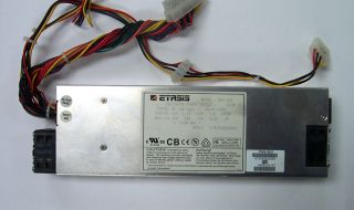 ETASiS EFA 250 250W 1U ATX Switching Power Supply