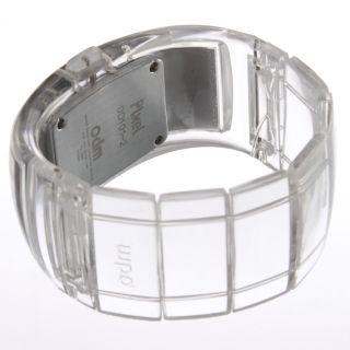 Fashion Jewelry Lady Women Bracelet Bangle Style LED Digital Wrist