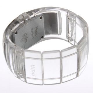 Fashion Jewelry Lady Women Bracelet Bangle Style LED Digital Wrist