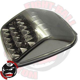 LED Laydown Rücklicht für Harley V Rod E geprüft ab 02