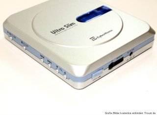 MiniDisc Recorder player Walkman Cyber Home Neuwertig