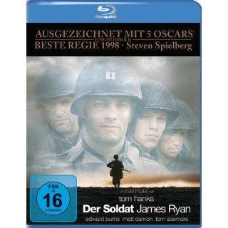 Der Soldat James Ryan [Blu ray] Tom Hanks, Edward Burns