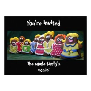 Youre invited to a family reunion