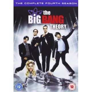 The Big Bang Theory   Season 4 [UK Import] Johnny Galecki
