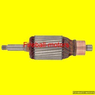 Anker Gleichstrom Lichtmaschine für Bosch 0 101 209 065