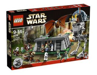 LEGO® 8038 Star Wars The Battle of Endor NEU & OVP