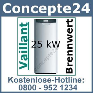 Vaillant VKO 256/3 7 16 25 kW Öl Brennwert Heizung Kessel Ölheizung
