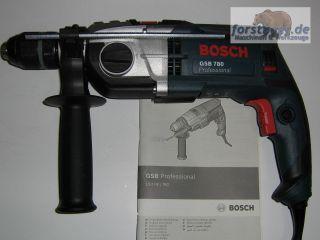Bosch GSB 780 Professional Schlag   Bohrmaschine