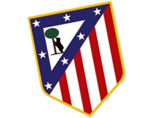 XATL02 Atletico Madrid   Mousepad