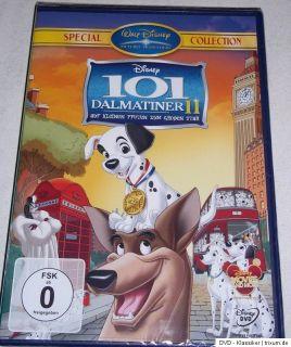 101 Dalmatiner 2 ~ Walt Disney ~ Special Collection ~ DVD ~ OVP ~ Kein