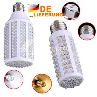 E27/B22 220V 108/263 LED Weiß / Warm White Light Bulb