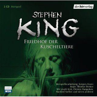 Friedhof der Kuscheltiere Stephen King, Philipp Schepmann