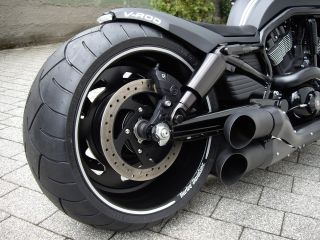 Harley Davidson Night Rod Special VRSCDX 2011,270 Km,
