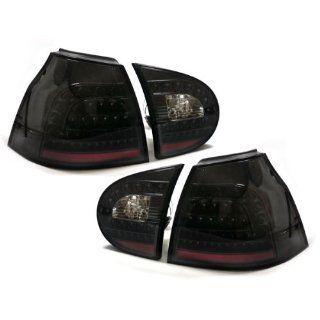 LED Rückleuchten VW Golf 5 schwarz Auto