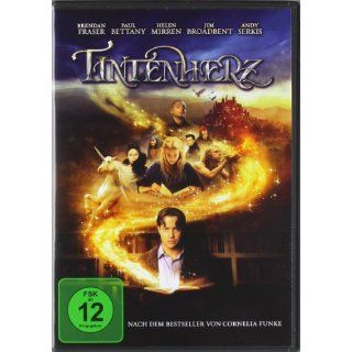 Tintenherz Brendan Fraser, Paul Bettany, Jim Broadbent