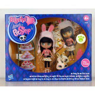 Littlest Pet Shop   28306   Blythe Loves LPS   Bunny Duo / Niedliche