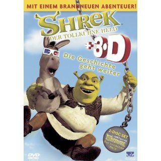 Shrek   Der tollkühne Held 3D Special Edition 2 DVDs