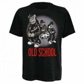 Universal Music Shirts Muppets,The   Old School Rap 8314370 Unisex