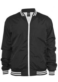 Urban Classics Summer Nylon College Jacket Jacke TB274