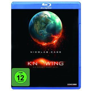 Knowing [Blu ray] Nicolas Cage, Christian Canterbury, Rose
