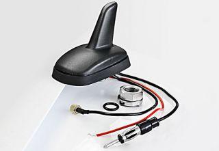 Hai Antenne 5 mit Empfang GPS AM FM für VW Polo 86C 6N 6N2 9N 9N3 6R
