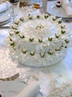 36 Gastgeschenke Torte Hochzeit Taufe Kommunion Konfirmation Tischdeko