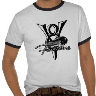 Ford Fairlane V8 Tshirts