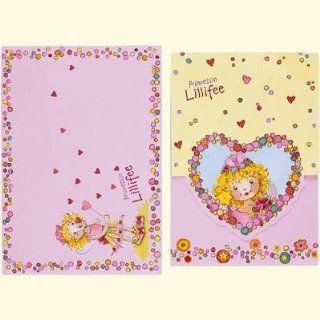 ... Spiegelburg 8819 Einladungskarten Prinzessin Lillifee (8 Stck ...