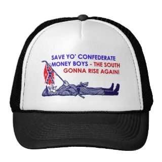 Southern Pride Confederate Mesh Hat