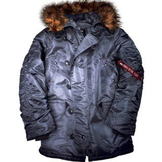 N3B, Original Alpha Industries Polarjacke