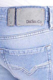 Diesel Herren Jeans Hose Larkee Regular Straight 0888S 88S