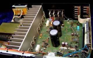 HiFi Verstärker KENWOOD KA 5020 Integrated High Power Amplifier