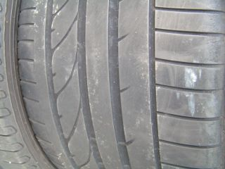 1x 295/35 ZR18 99Y Bridgestone Potenza RE050A NO Sommerreifen