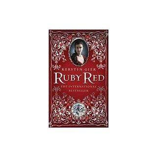 Ruby Red Kerstin Gier, Anthea Bell Englische Bücher