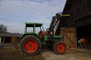 Fendt 108 LS Allrad FWA 278S Traktor Schlepper