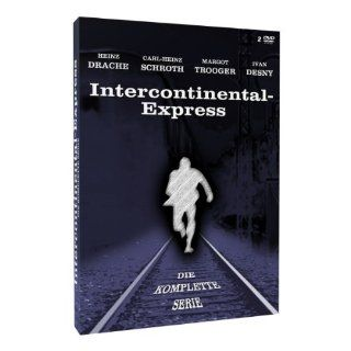 Intercontinental Express   Die komplette Serie 2 DVDs