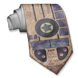Flatbus Trio Tie
